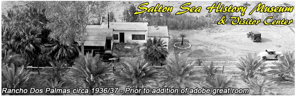 Salton Sea History Museum & Visitor Center